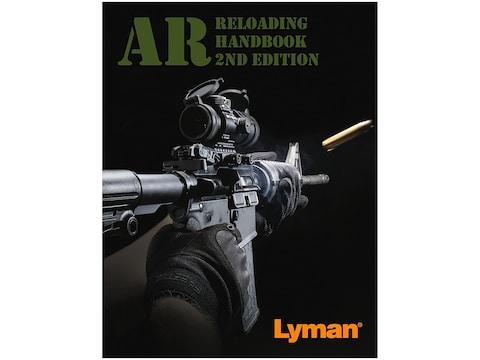 Lyman AR Reloading Handbook Reloading Manual 2nd Edition