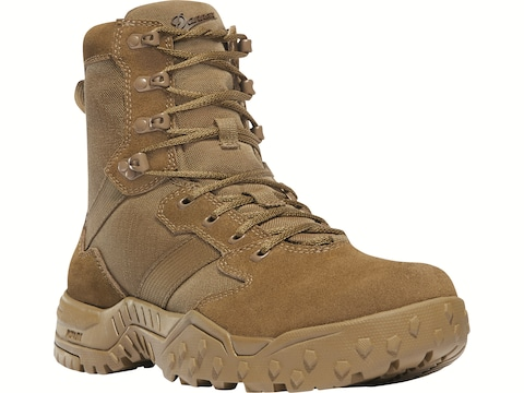 "Danner Scorch Military 8"" AR 670-1 Compliant Tactical Boots Nylon Men's"