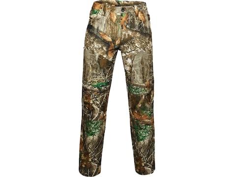 Under Armour Men's Backwoods Straight Leg Pants Polyester