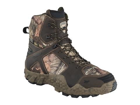 """Irish Setter Vaprtrek 8"""" 1200 Gram Insulated Hunting Boots Leather Men's"""