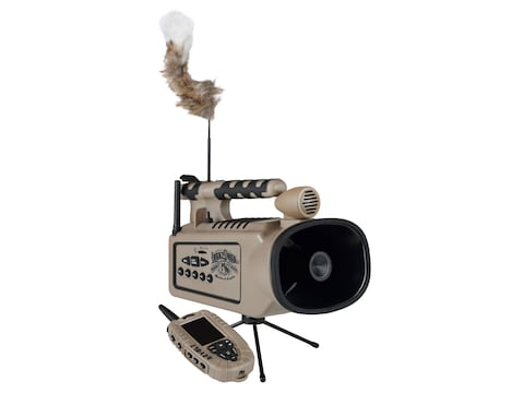 Lucky Duck Revolt Electronic Predator Call
