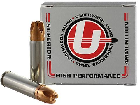 Underwood Ammunition 500 S&W Magnum 420 Grain Lehigh Xtreme Penetrator Lead-Free Box of 20