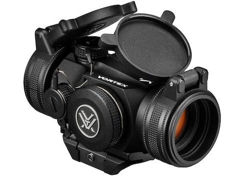 Vortex Optics SPARC II Red Dot Sight 2 MOA Dot with Multi-Height Mount System Matte