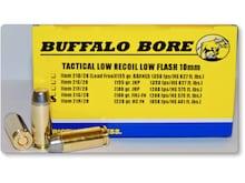 Buffalo Bore Ammo Outdoorsman 10mm Auto 220 Grain Hard Cast