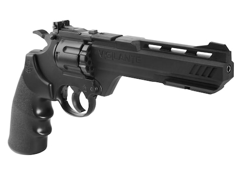 Crosman Vigilante 357 Air Pistol 177 Caliber BB and Pellet