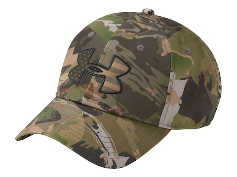 Under Armour Men's UA Camo BFL Cap Polyester