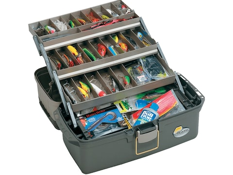 Plano Guide Series Tray Tackle Box