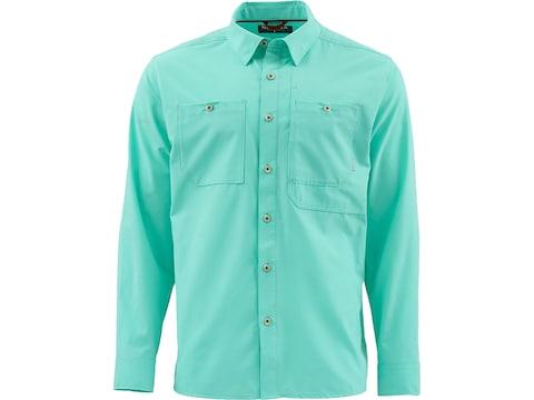 Simms Men's Double Haul Long Sleeve Shirt
