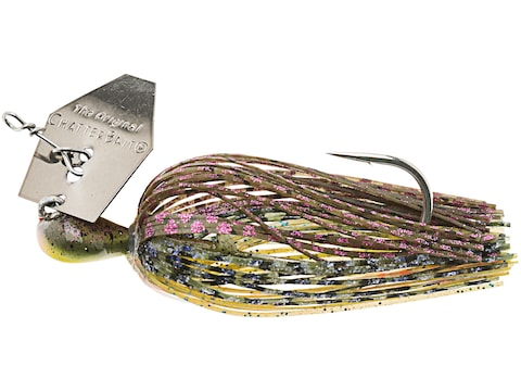 Z-Man Chatterbait Elite Bladed Jig