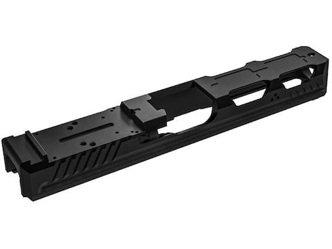 Strike Industries ARK Slide Glock 17 Gen 3 Universal Optics Cut Stainless Steel Nitride