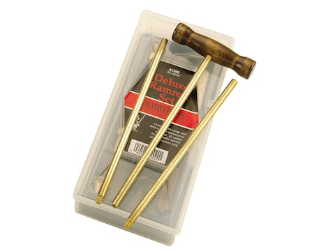 Traditions Deluxe Ramrod Set 50 Caliber Brass