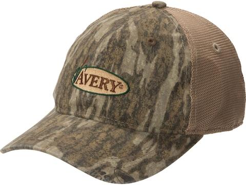 Avery Mesh Back Logo Cap
