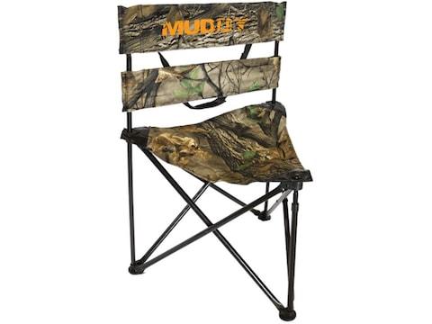 Muddy Outdoors Folding Tripod Ground Seat