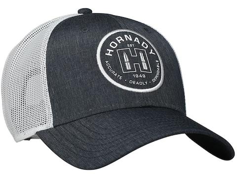 Hornady Established Logo Meshback Cap Blue/White One Size Fits Most