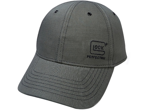Glock Men's Since 1986 Ripstop Hat Cotton Olive