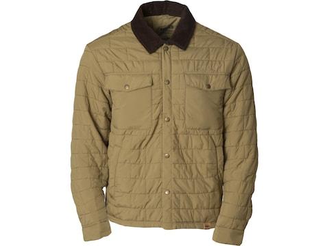 Banded Men's Cumberland Shirt Jacket