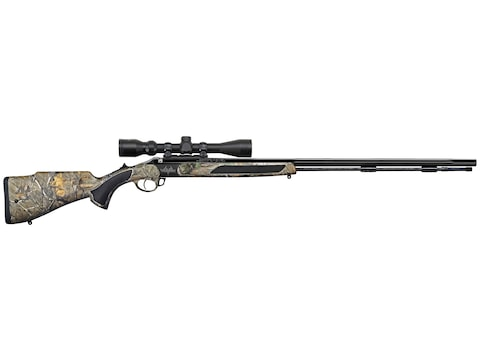 Traditions Vortek StrikerFire LDR Muzzleloading Rifle with 3-9x40mm Scope 50 Caliber 30...