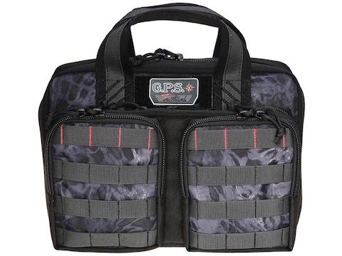 G.P.S. Tactical Quad Pistol Range Bag