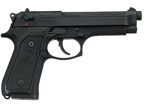 """Beretta M9 Pistol 9mm Luger 4.9"""" Barrel Matte"""
