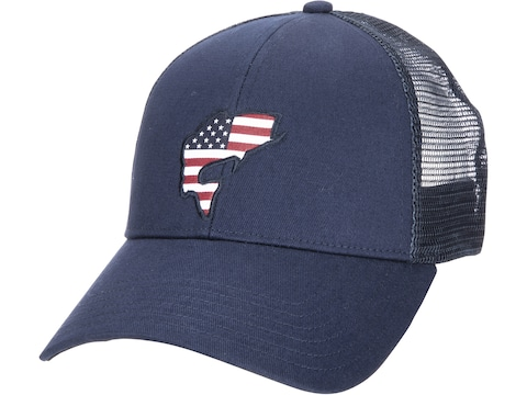 Simms USA Catch Trucker Hat Admiral Blue