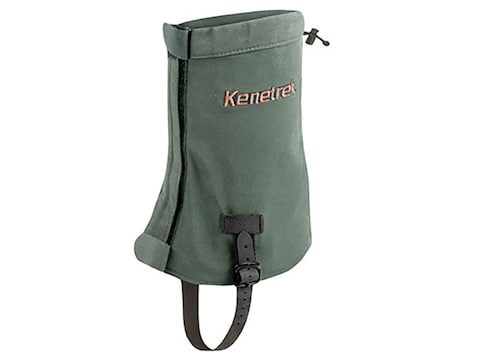 Kenetrek Hiking Gaiters Nylon Green