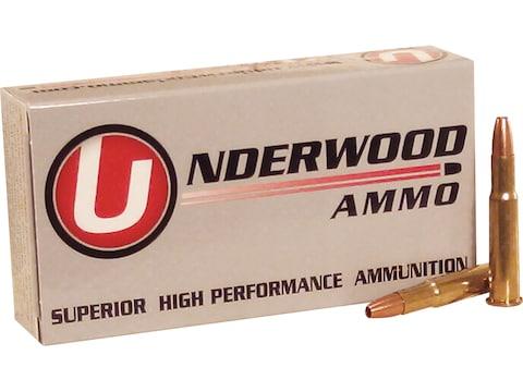 Underwood Ammunition 30-30 Winchester 140 Grain Lehigh Controlled Chaos Box of 20