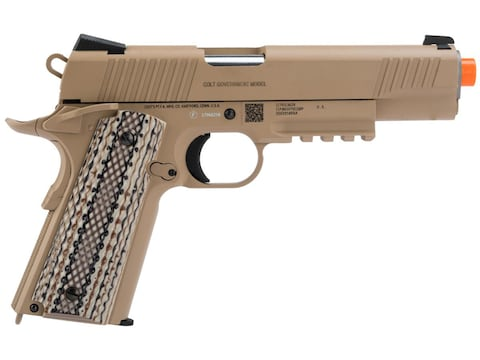 Colt 1911A1 CO2 Airsoft Pistol