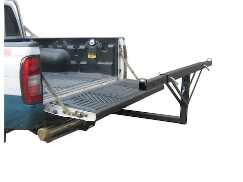 "Tow Tuff Truck Bed Extender 36"" Steel Black"