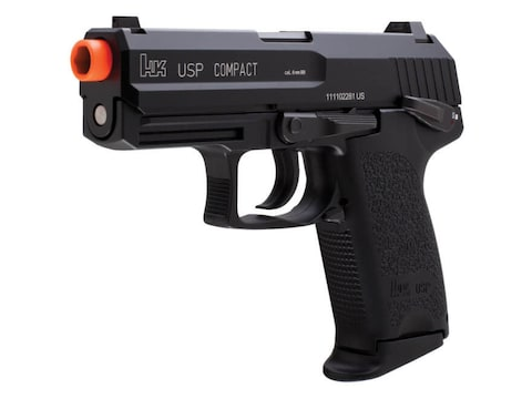 HK USP Compact Green Gas Airsoft Pistol