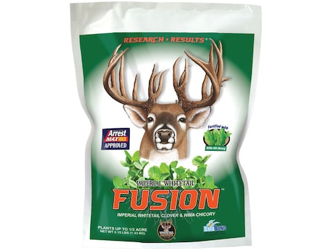Whitetail Institute Imperial Fusion Food Plot Seed