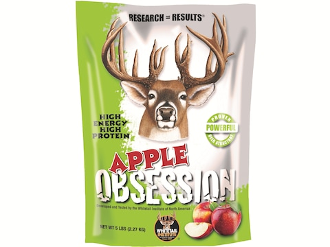 Whitetail Institute Apple Obsession Deer Attractant 5 lb