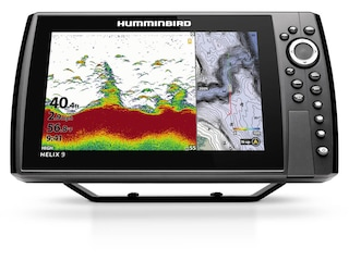 Humminbird HELIX 9 CHIRP GPS G4N Fish Finder