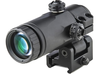Meprolight MX3-T 3x Flip Magnifier with Quick-Release Picatinny Style Mount Matte