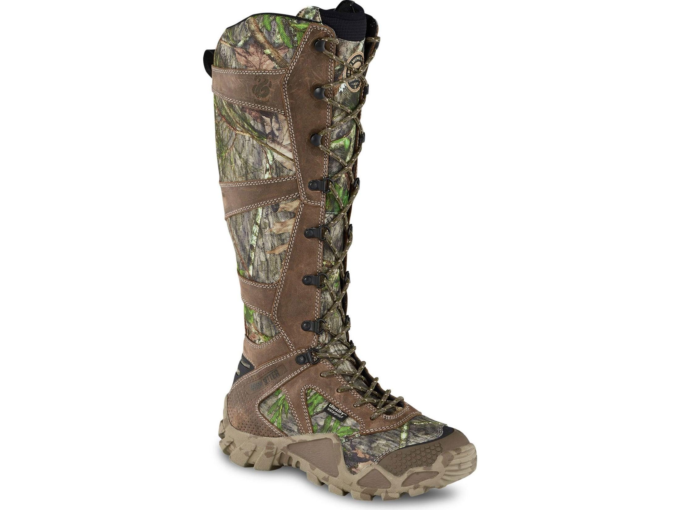 Irish Setter VaprTrek 16 Snake Boots