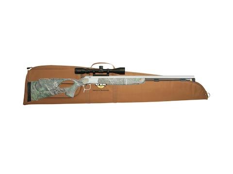 """CVA Optima V2/LR Muzzleloading Rifle with KonusPro 3-9x40mm Scope 50 Caliber 28"""" Fluted..."""
