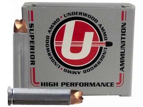 Underwood Ammunition 327 Federal Magnum 95 Grain Lehigh Xtreme Defender Box of 20