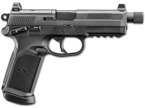 "FN FNX-45 Tactical Pistol 45 ACP 5.3"" Barrel Night Sights Polymer"