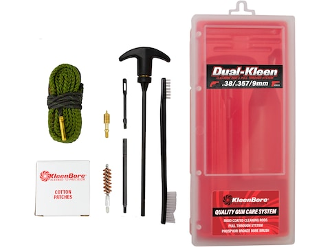 KleenBore Rod & Kwick Kleen Rope Cleaning System Kit