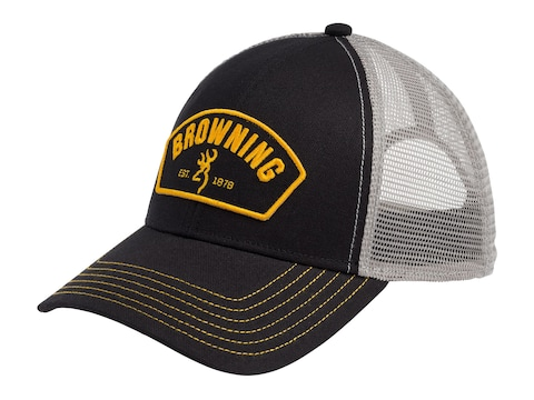 Browning Men's Deputy Snapback Cap Gold