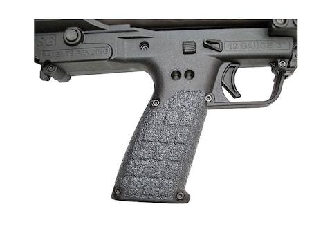 TandemKross Super Grips Kel-Tec KSG Rubber Black