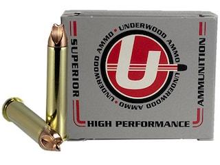 Underwood Xtreme Hunter Ammunition 45-70 Government +P 325 Grain Xtreme Defense Lead-Free Box of 20