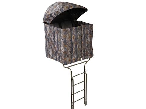 Millennium Treestands B-1 Ladder Treestand Blind Nylon and Aluminum