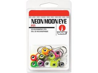 VMC Neon Moon Eye Jig Kit 1/4 Assorted