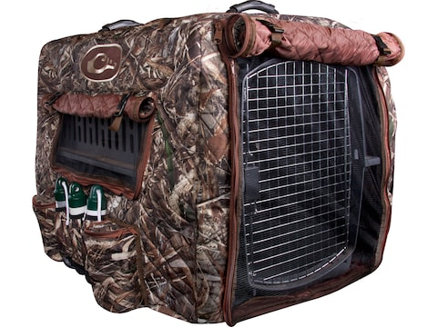 Drake Deluxe Adjustable Insulated Dog Kennel Cover