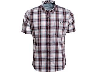 Vortex Optics Men's Coolmax Fast Twitch Short Sleeve Shirt Picante Large