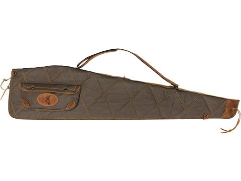 """Browning Lona Scoped Rifle Case 48"""" Canvas"""