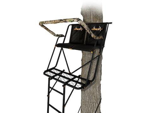 Muddy Outdoors Big Buddy 16' 2 Man Ladder Treestand Steel