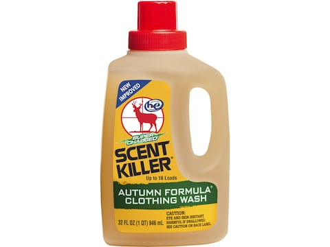 Wildlife Research Center Scent Killer Scent Elimination Autumn Formula Laundry Detergen...