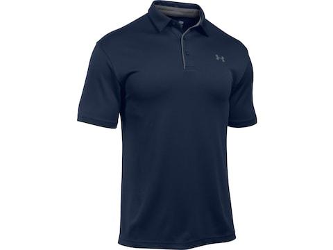 Under Armour Men's UA Tech Polo Short Sleeve Polyester