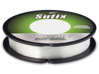 Sufix ProMix Monofilament Fishing Line 4lb 330yd Clear